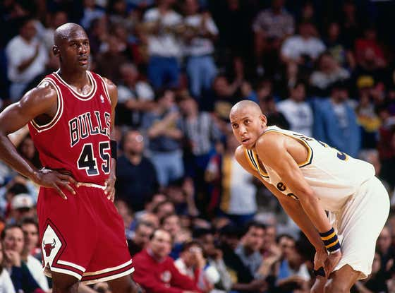 Reggie Miller Saying He'd Tell Michael Jordan To Go Fuck Himself If Asked To Team Up Is Very On Brand
