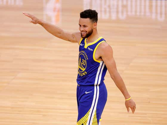 Steph Curry Went Nuclear Again, This Time For A Historic 53 Points