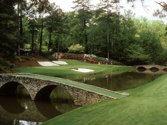 The Mind Games Augusta National Plays If You Make A Hole-In-One There Are Sick And Twisted (And Awesome)