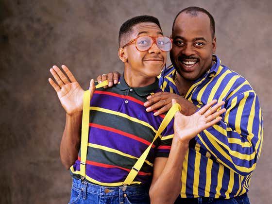 I Don't Care How Much Weed He Smokes Or Sells, Steve Urkel Is A 1st Round Nerd
