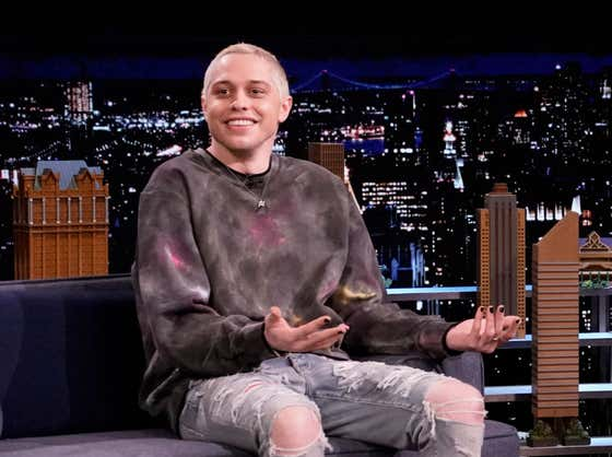 Pete Davidson Confirms That Once Again He Is Dating His Celebrity Crush