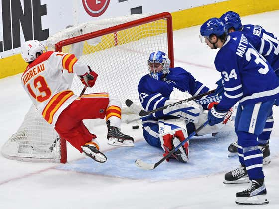 Was David Rittich Sent To The Toronto Maple Leafs As An Undercover Agent? Sure Seems That Way