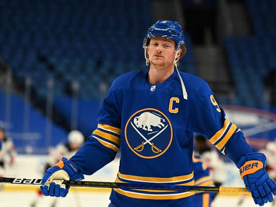 The World Can Only Hope That Jack Eichel Has Played His Final Game As A Buffalo Sabre