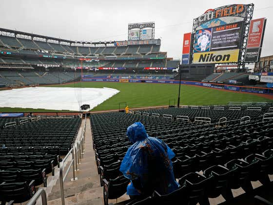 Mets Reaction April 15, 2021: The Rain, the Mets and Other Things
