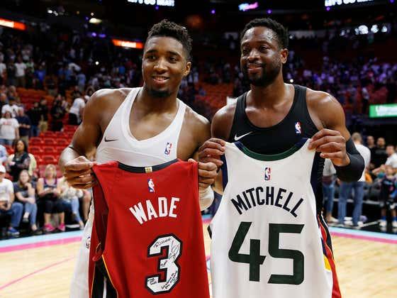 Dwyane Wade Is Now A Part Owner Of....The Utah Jazz?!?!