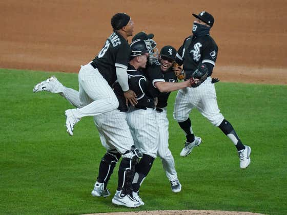 How FURIOUS Would You Be If You Lost A Perfect Game In The 9th Inning Because You Hit A Batter's Shoelace? We Asked Carlos Rodon This Week On Red Line Radio