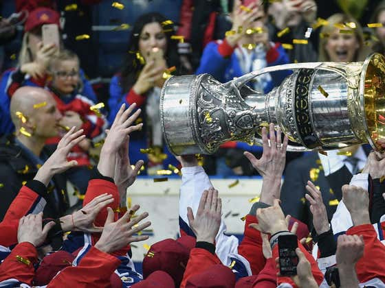 на здоро́вье! Fire Up The Russian Gas And Check Out Murley's Gagarin Cup Final Preview