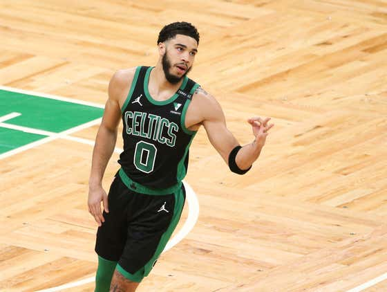 Jayson Tatum Is Becoming Unstoppable