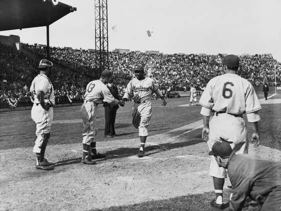 On This Date in Sports April 18, 1946: Jackie's AAA Debut