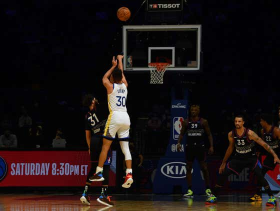 Steph Curry Went Nuclear AGAIN And Is Officially Not From This Planet