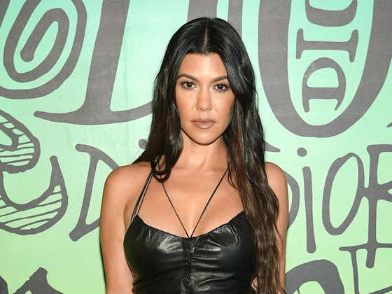 It's Official: Kourtney Kardashian Is The Horniest Woman On The Internet