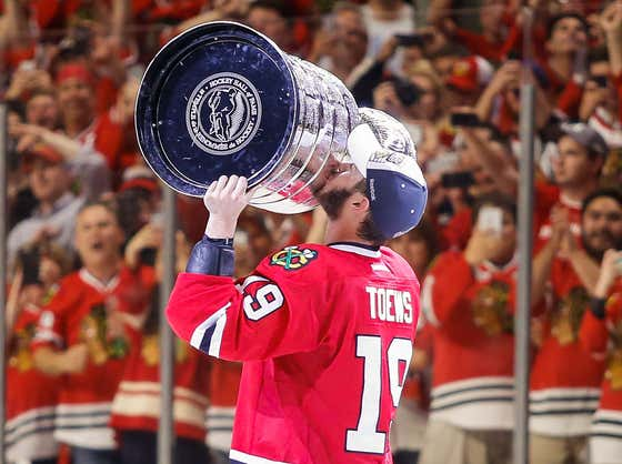 Stop Fucking Telling Me Not To Be Upset With The Blackhawks Just Because They Won Three Stanley Cups In The 2010s