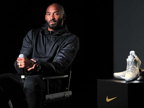 Nike's Deal With Kobe Bryant Has Expired. Is Now The Time For Vanessa Bryant To Launch The Mamba Shoe Line?