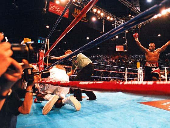 On This Date in Sports April 22, 2001: Rahman Rocks Lennox
