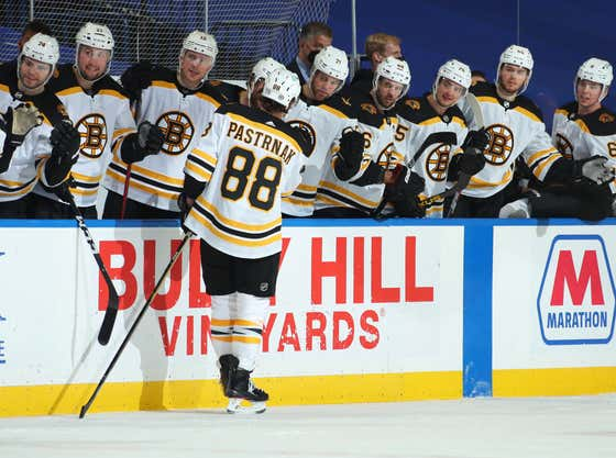 The Boston Bruins Refuse To Lose Hockey Games.. Make It Six Straight Wins