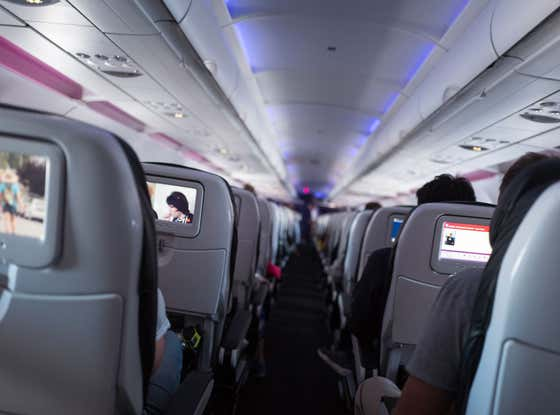 An Airplane Aisle Is Just A Runway Of Judgement