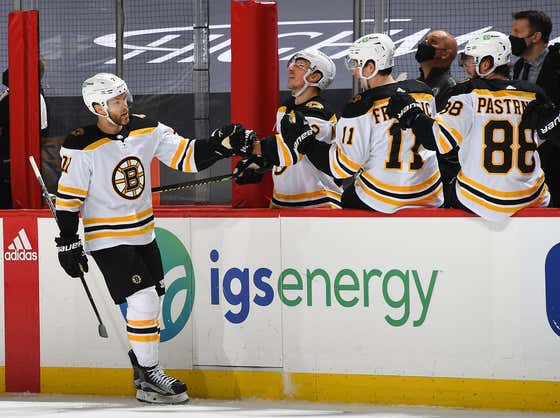 Hall My God: Bruins Bounce Back With A BIG Win In Pittsburgh