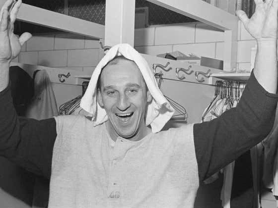 On This Date in Sports April 28, 1961: Warren Spahn No-Hitter at 40