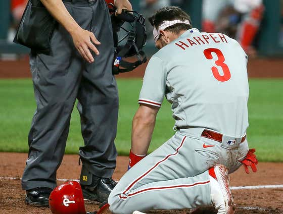 Bryce Harper Is As Hockey Tough As They Come, But Baseball Is In Desperate Need Of Enforcers