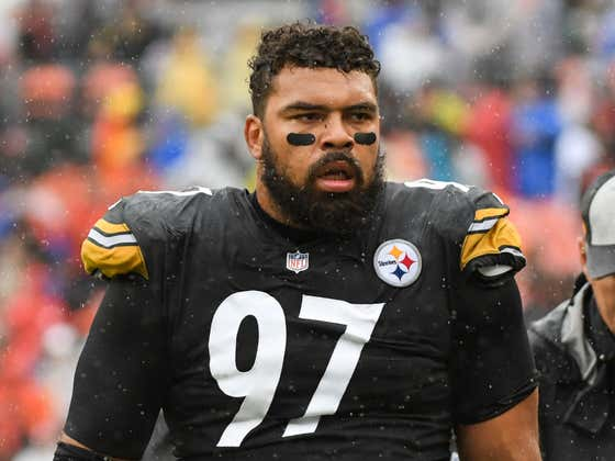 """""""There Is A Right Of Passage To Play Pittsburgh Steelers Football"""" - Cam Heyward Explains The Process of Becoming A Steeler"""