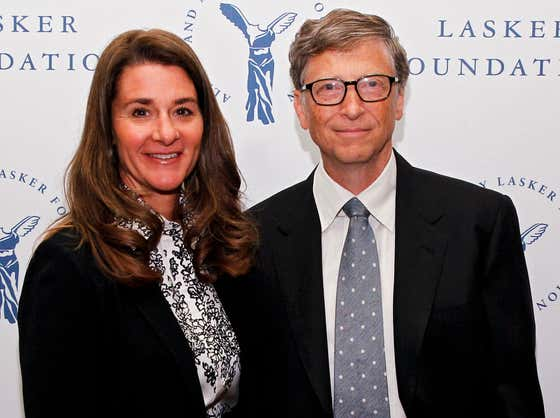 After 27 Years Of Marriage, Bill And Melinda Gates Just Became The World's Most Eligible Bachelor and Bachelorette