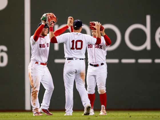 The Red Sox Got Their Sloppiest Win Of The Season Against The Tigers