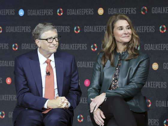 Melinda Gates Is Hiding From The Press On A Private Island So She Doesn't Have To Deal With The Divorce Drama