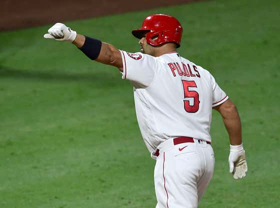 The Albert Pujols Stat Is Awesome And The Haters Can Suck It For Being Negative Nancies