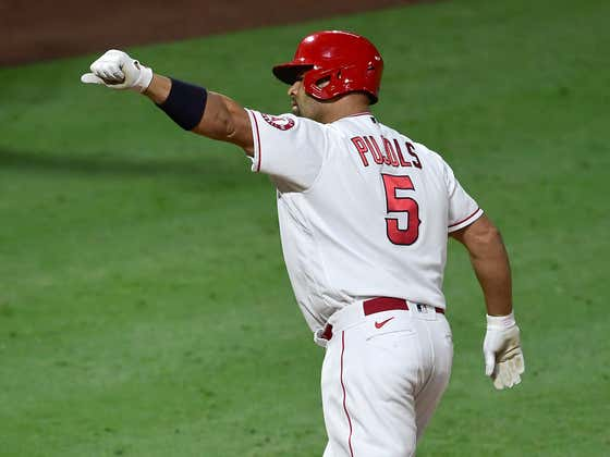 A Sad Day For Baseball, As The Angels Have Released Future Hall Of Famer Albert Pujols