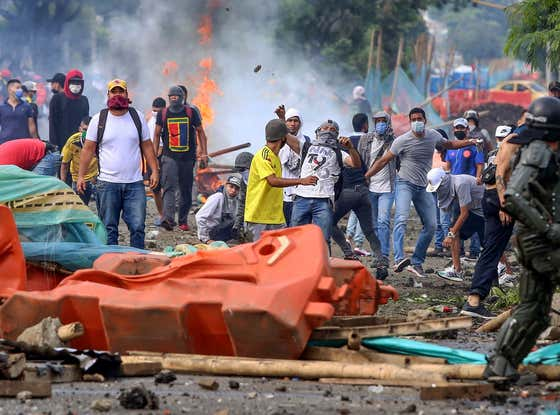 Whats the Deal with the Violent Protests in Colombia? | Donnie Explains