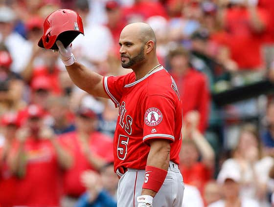 Can We Start The Albert Pujols To St. Louis Movement Now?