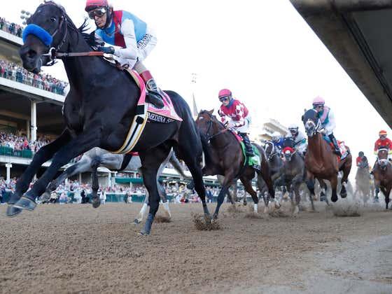 SCANDAL: Kentucky Derby Winner Medina Spirit Returned A Positive Drug Test After The Race, Now Facing A Possible DQ
