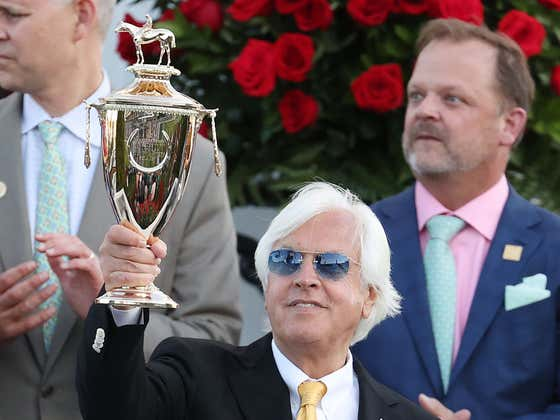 And Here We Go - Bob Baffert Is Now Immediately Suspended From Entering Horses To Race At Churchill Downs
