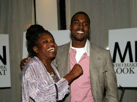 Sunday Night Sample Special Mother's Day Edition- Kanye West - Hey Mama