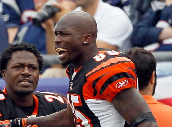 Chad Johnson Used to Take Viagra and Muscle Relaxants Before Games