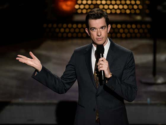 At The Time Of His Intervention John Mulaney Was Down To 105 Pounds And His Friends Such As Seth Meyers, Nick Kroll, And Bill Hader Were Scared For His Life