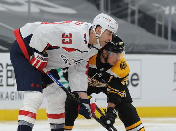 Bruins vs. Capitals First Round Preview - Boston Faces Its Former Captain