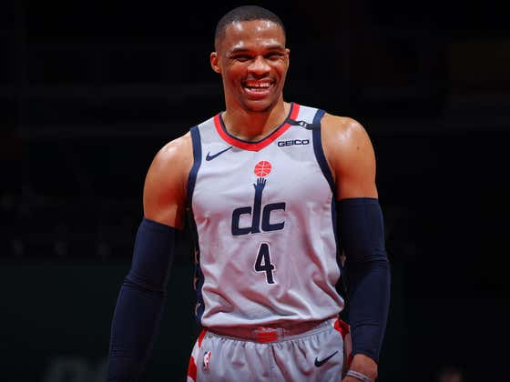 Russell Westbrook Is The New Triple Double King