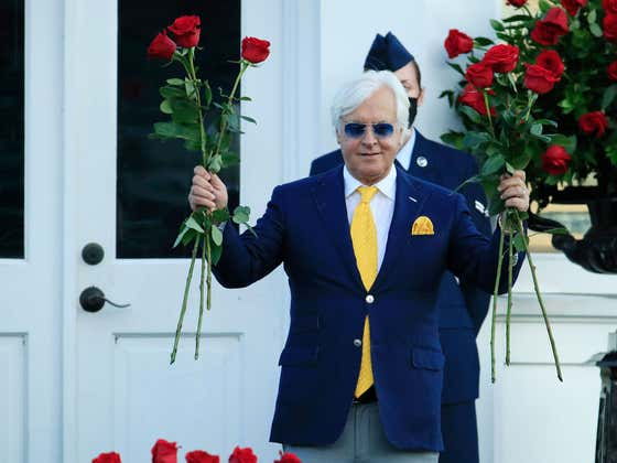 Bob Baffert's Heel Turn Continues To Be Amazing - Now Admits Medina Spirit Was Treated With A Banned Substance