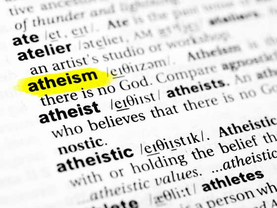 Golf Atheism Makes The Game Seem Really REALLY Easy