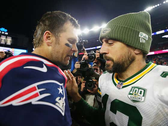Aaron Rodgers is Following the TB12 Method in an Effort to Play Forever
