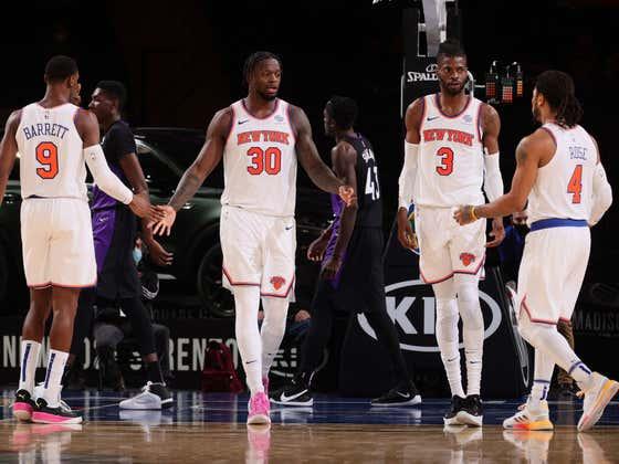 Game 5: Knicks or Nothing