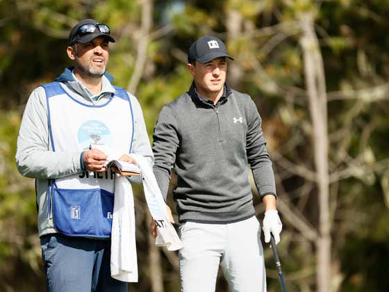 Jordan Spieth and Michael Greller Are Back With Another Fantastic Caddie-Player Conversation Before A Brilliant Shot