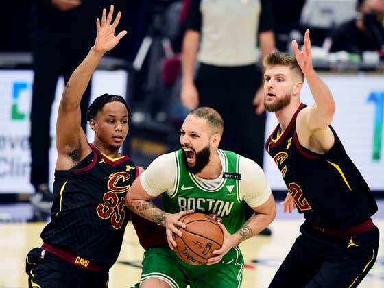 The Celtics Have Somehow Found A New Low After Another Pathetic Loss To The Tanking Cavs