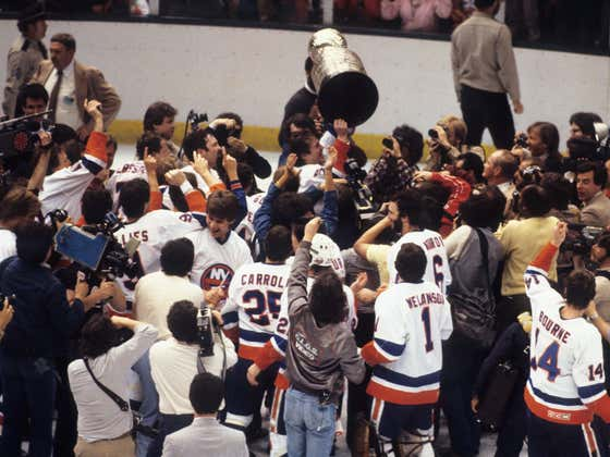 On This Date in Sports May 17, 1983: Four on the Island