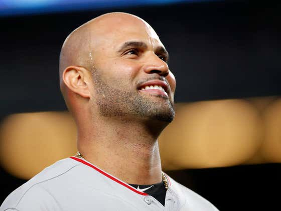 Albert Pujols Is Headed Back To The NL, But Not To The Cardinals For Some Reason