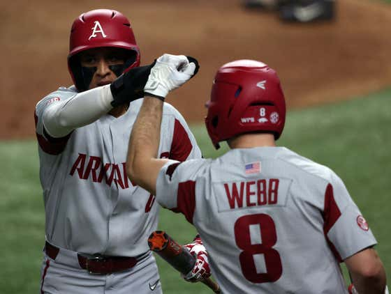 Arkansas Leaves No Doubt at the Top of the Rankings After Passing Its Biggest Test