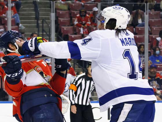 Please Let Every Stanley Cup Playoffs Game Be Just Like Tampa Bay Vs. Florida Last Night