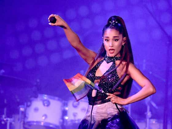 Surprise, Ariana Grande Got Married This Weekend