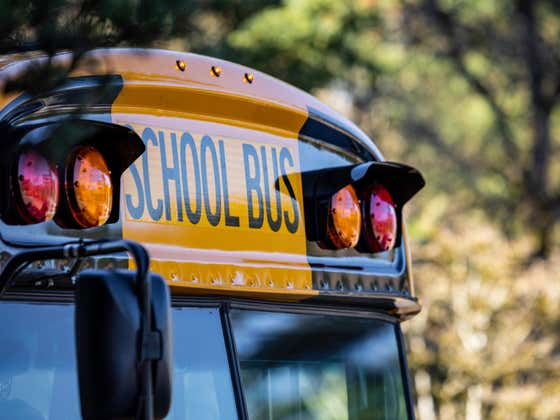 A Bus Full of Kindergarteners Stopped an Armed Hijacker Because They Wouldn't Stop Asking Him Questions